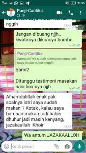testimoni aqiqah semarang, aqiqah semarang, paket catering aqiqah